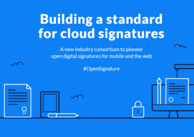 Cloud Based E-Signature System