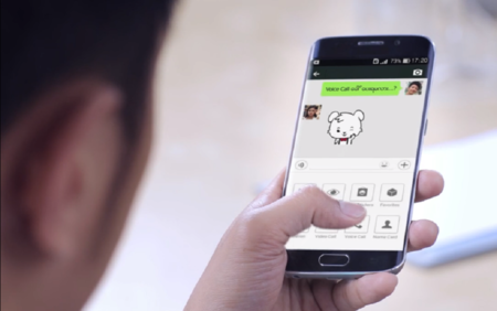 The kind of creative thinking that drove WeChat's success.